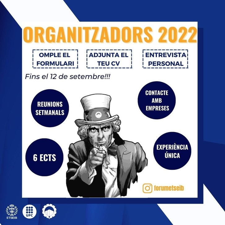 FORUM organitzadors 2022